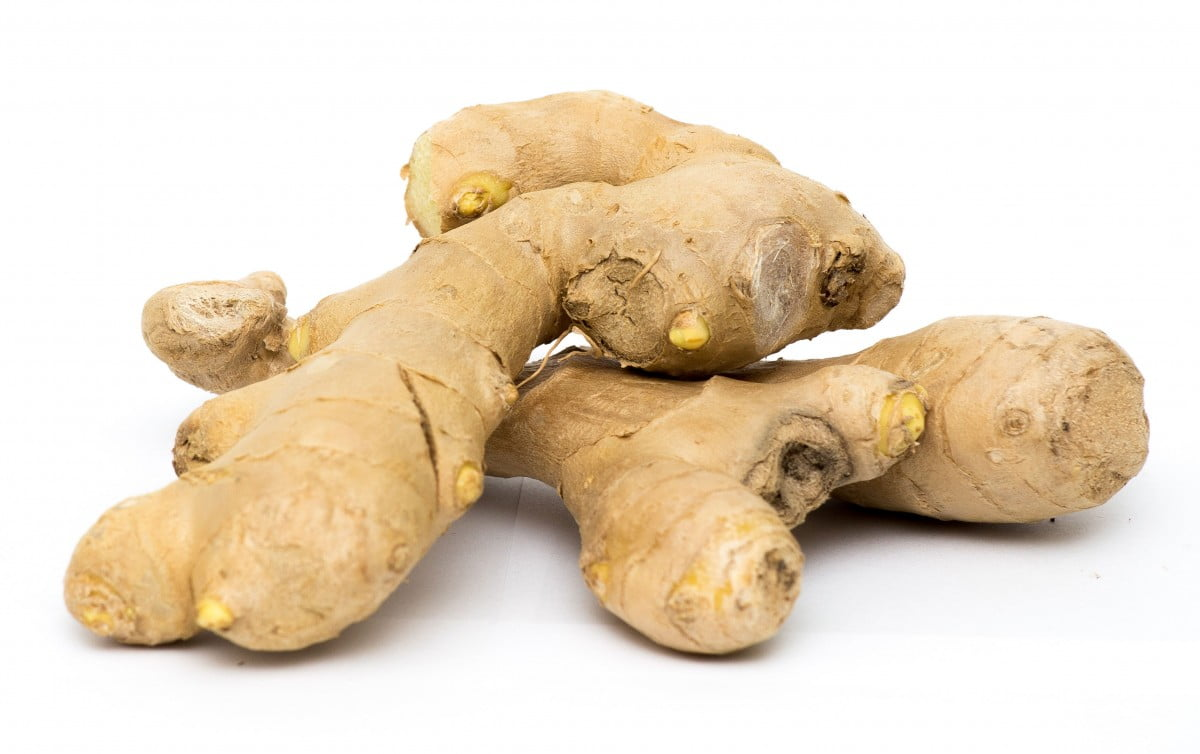 Pure Ginger Capsules