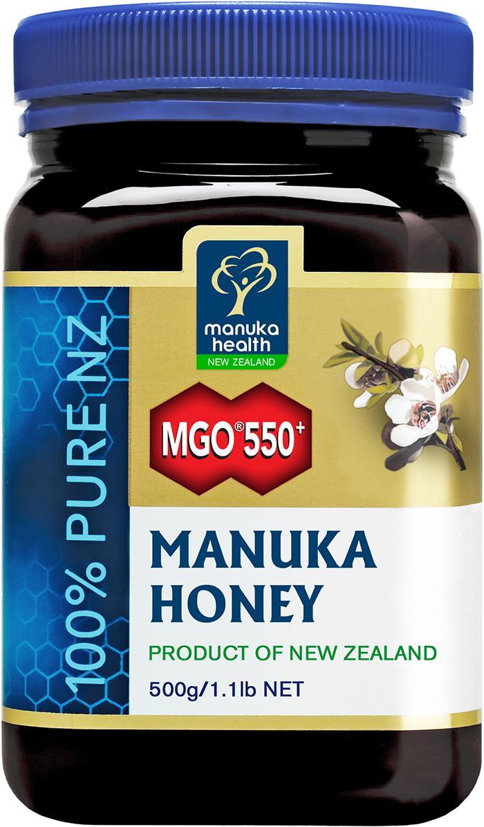 Manuka Honey MGO550+